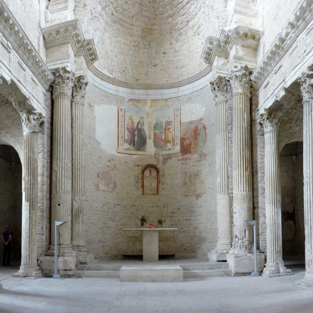 Discover the most beautiful sites in the world with the UNESCO Heritage Package in Spoleto!