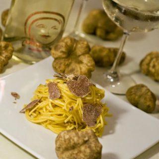 Tagliolini Pasta with Truffles