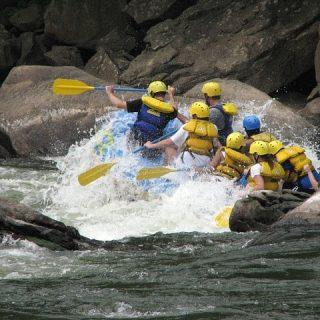 Divertitevi con le rapide del Nera ed il miglior rafting in Umbria!