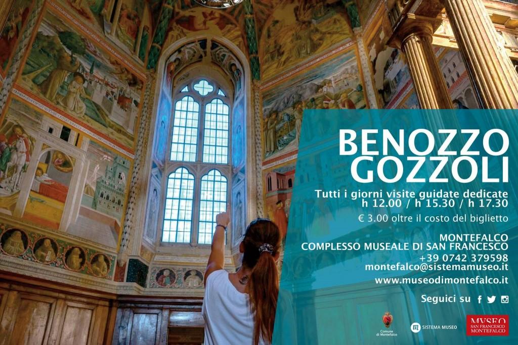 Visite guidate al Museo di Benozzo Gozzoli a Montefalco!
