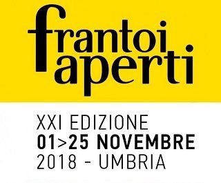 Questa edizione di Frantoi Aperti 2018 in Umbria si appresta a valorizzare il miglior olio della regione con tante sorprese!