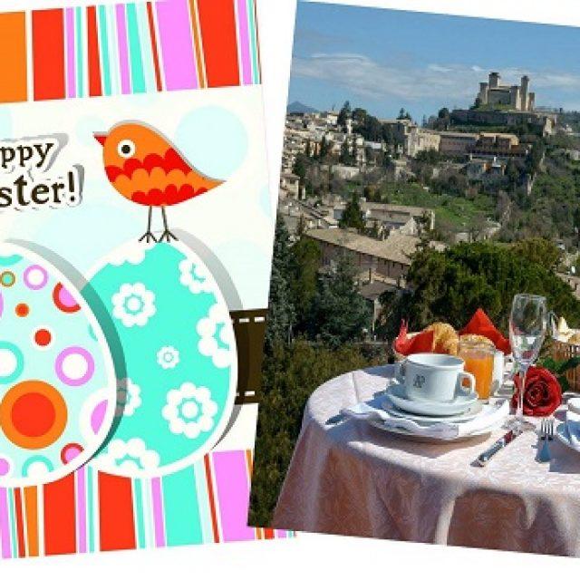 con Il Pacchetto Pasqua 2019 la sopresa quest'anno è Spoleto!