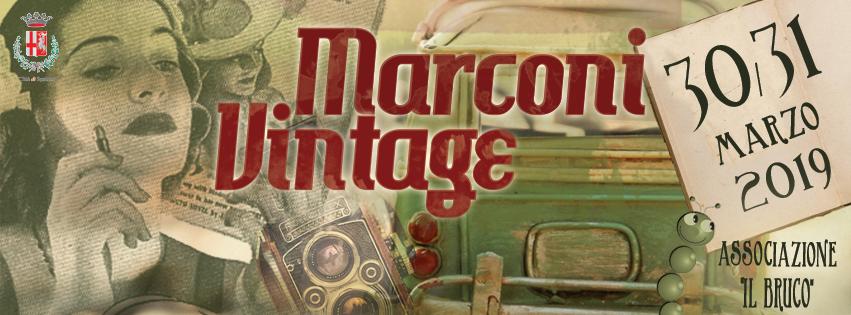 il 30 e 31 Marzo non perdete il Marconi Vintage 2019 a Spoleto