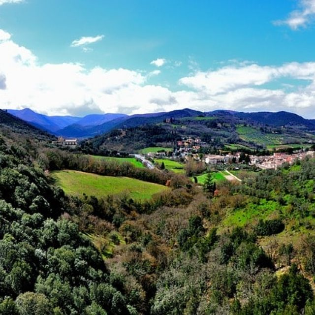 What a spring is arriving! The complete program for Spring in Spoleto 2019!
