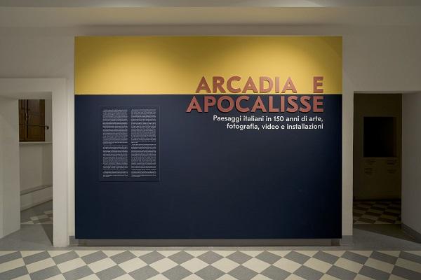 Albornoz Palace Hotel vi segnala la mostra Arcadia e Apocalisse a Pontedera!